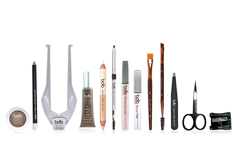 Billion Dollar Brows Products St Albans